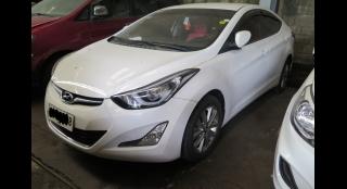 2014 Hyundai Elantra 1.6L MT Gasoline