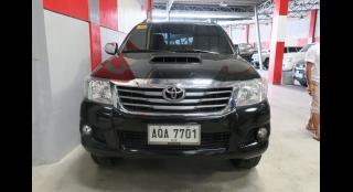2015 Toyota Hilux 3.0L AT Diesel