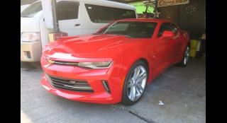 2018 Chevrolet Camaro 4.0L AT Gasoline