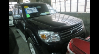 2015 Ford Everest XLT (4X2) AT