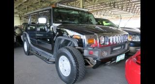 2003 Hummer H2 4.5L AT Gasoline