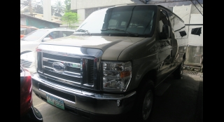 2008 Ford E350 4.5L AT Gasoline