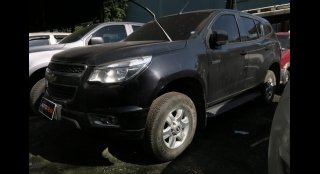 2014 Chevrolet Trailblazer 2.8 AT 4x4 LTZ