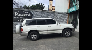 2000 Toyota Land Cruiser LC100 VX R AT Gas