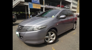 2009 Honda City S MT