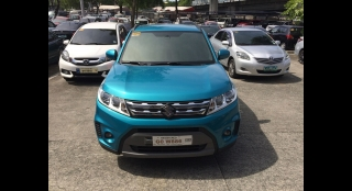 2018 Suzuki Vitara 1.6L AT