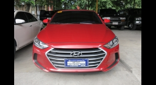 2016 Hyundai Elantra 2.0 GL AT Limited Edition