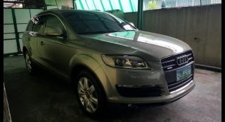 2008 Audi Q7 3.0L AT Diesel