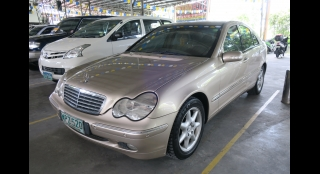 2000 Mercedes-Benz C-Class Sedan 2.0L AT Gasoline