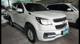 2013 Chevrolet Trailblazer 2.5L MT Diesel