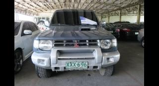 1998 Mitsubishi Pajero 2.8L AT Diesel