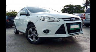 2013 Ford Focus Hatchback Trend 1.6L AT Gas