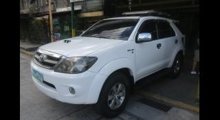 2006 Toyota Fortuner V AT