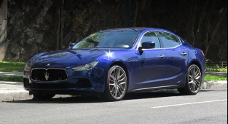 2014 Maserati Ghibli SQ4 3.0L V6 AWD
