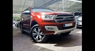 2015 Ford Everest 3.2 Titanium+ 4x4 AT Premium Package