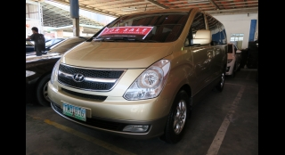 2011 Hyundai Grand Starex GLS CRDi VGT (10 Seats Swivel)