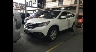 2014 Honda CR-V 2.4L AT Gasoline (4X4)