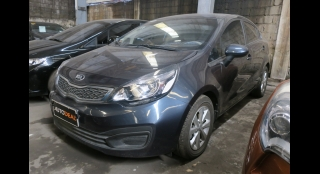 2015 Kia Rio Sedan 1.4L MT Gasoline