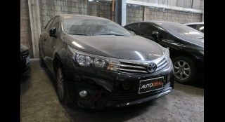 2014 Toyota Corolla Altis 1.6 VL AT Gasoline