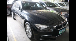 2013 BMW 3-Series Sedan 320d Essential