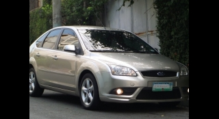 2008 Ford Focus Hatchback 1.8 Ghia AT