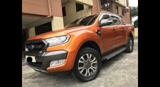 2017 Ford Ranger Wildtrak 2.2L 4x4 MT