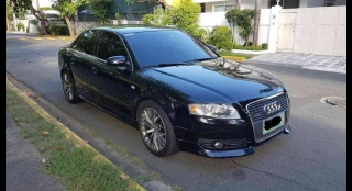 2008 Audi A4 1.8T Multitronic  Sedan