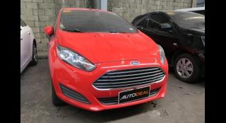 2014 Ford Fiesta Hatchback 1.5 Trend MT