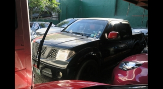 2011 Nissan Navara 2.5L AT Diesel