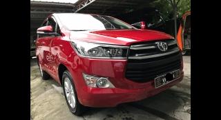 2016 Toyota Innova E MT Diesel
