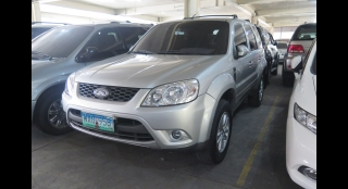2013 Ford Escape Gas 2.3L AT