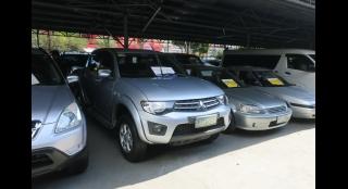2013 Mitsubishi Strada GLX V AT Diesel