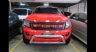 2013 Ford Ranger 3L MT Diesel