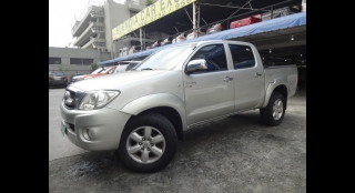 2011 Toyota Hilux E MT