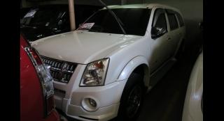 2011 Isuzu Alttera 3.0L AT Diesel