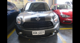 2014 Mini Cooper Paceman 2.0L AT Gasoline