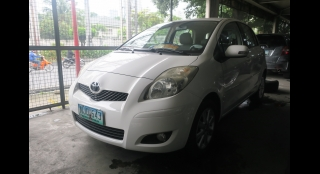 2009 Toyota Yaris AT