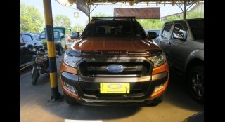 2015 Ford Ranger Wildtrak 3.2L 4X4 AT