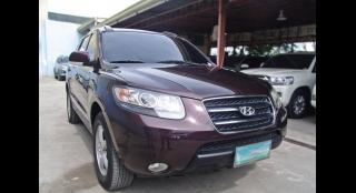 2009 Hyundai Santa Fe VGT AT Diesel