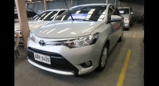 2015 Toyota Vios 1.3L AT Gasoline