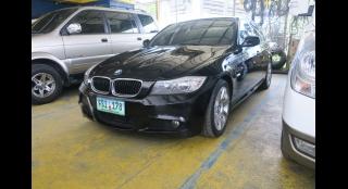 2012 BMW 3-Series Sedan 320d