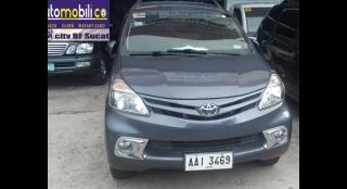 2014 Toyota Avanza 1.3L AT Gasoline