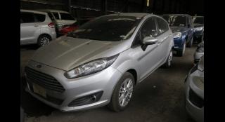 2015 Ford Fiesta Hatchback 1.5L AT Gasoline