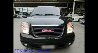 2012 GMC yukon 5.3L AT Gasoline