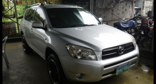 2006 Toyota Rav4 (4X2) AT