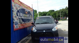 2017 Suzuki Alto 0.8L MT Gasoline