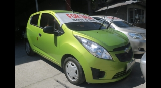 2012 Chevrolet Spark 1.0 LS A/T