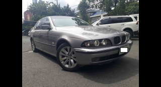 1997 BMW 5-Series Sedan 4.0L AT Gasoline
