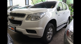 2015 Chevrolet Trailblazer 2.8L AT Diesel