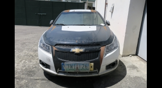 2011 Chevrolet Cruze 1.8 L M/T